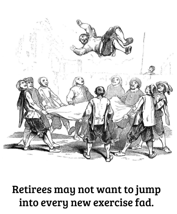 Retirement Book Draft not jump exercise fads cropped