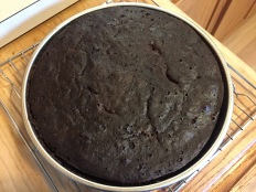 Emergency Chocolate Cake