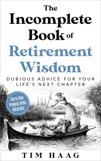 cover of book Incomplete Book of Retirement Wisdom