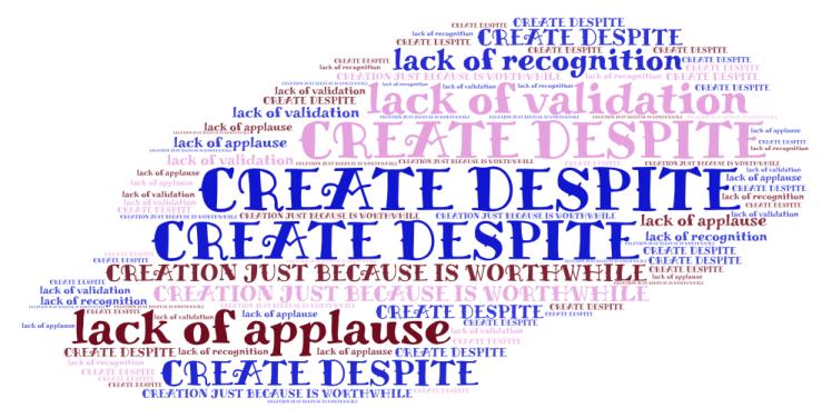 CREATE DESPITE LACK OF VALIDATION